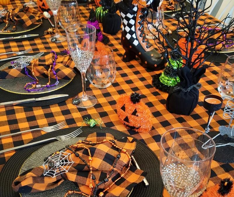 Halloween Decorating Suggestions from Joan