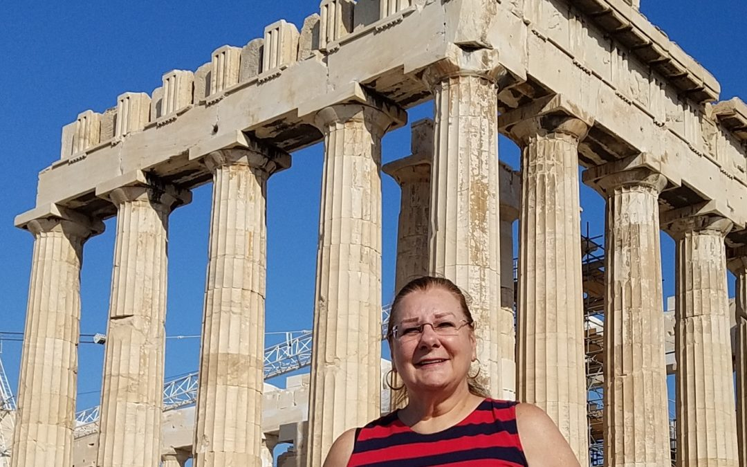 Joan's Journey to Greece